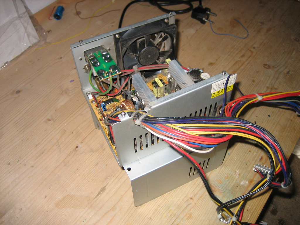 Avians Blog Recycling Old Power Supplies Electrical Wiring