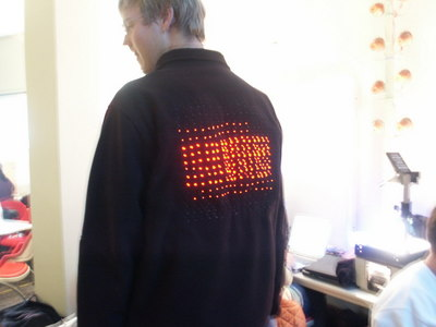 LEDs you can wear