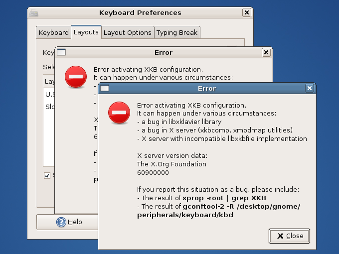 349399 - 'gnome-settings-daemon' can't activate XKB