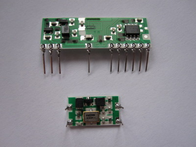 AM transmitter and receiver modules for the 433 MHz band