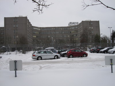 Ottobrunn EADS site.