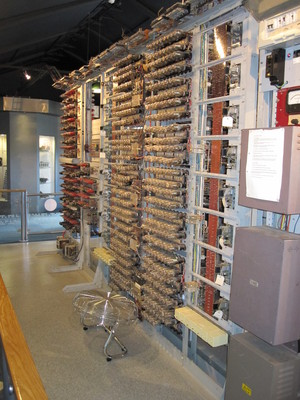 Colossus machine replica