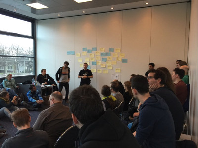 Open Science workshop at 32C3
