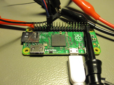 Measuring interrupt response times on Raspberry Pi.