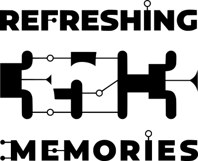 35c3 refreshing memories logo.